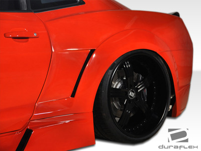 Chevy Camaro Hot Wheels Duraflex Body Kit- Wide Rear Fenders 2010-2015
