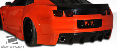 Chevy Camaro Hot Wheels Duraflex Rear Wide Body Kit Bumper 2010-2013