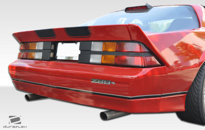 Chevy Camaro Iroc-Z Duraflex Rear Body Kit Bumper 1982-1992