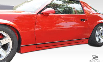 Chevy Camaro Iroc-Z Duraflex Side Skirts Body Kit 1982-1992