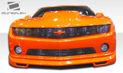 Chevy Camaro Racer Duraflex Front Bumper Lip Body Kit 2010-2013