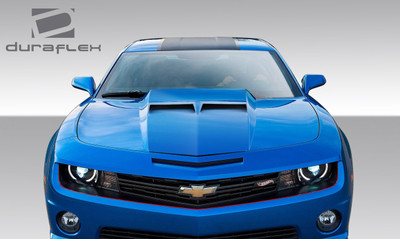 Chevy Camaro SC-1 Duraflex Body Kit- Hood 2010-2015