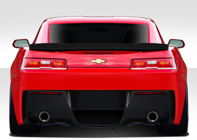Chevy Camaro Stingray Z Look Duraflex Rear Body Kit Bumper 2014-2015