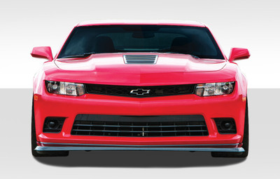 Chevy Camaro Z28 Look Duraflex Front Bumper Lip Body Kit 2010-2015
