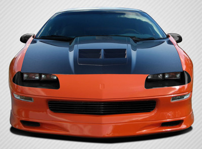 Chevy Camaro ZL1 Look Carbon Fiber Creations Body Kit- Hood 1993-1997