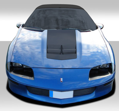 Chevy Camaro ZL1 Look Duraflex Body Kit- Hood 1993-1997