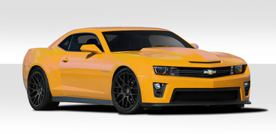 Chevy Camaro ZL1 Look Duraflex Full 4 Pcs Body Kit 2010-2013