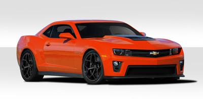 Chevy Camaro ZL1 Look Duraflex Full 5 Pcs Body Kit 2010-2013