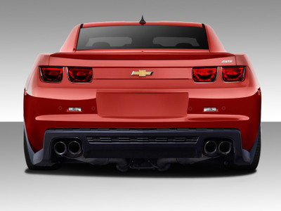 Chevy Camaro ZL1 Look Duraflex Rear Body Kit Bumper 2010-2013