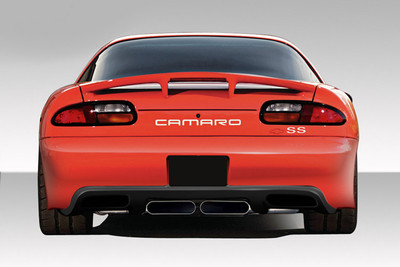 Chevy Camaro ZR Edition Duraflex Rear Body Kit Bumper 1993-1997