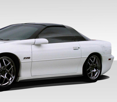 Chevy Camaro ZR Edition Duraflex Side Skirts Body Kit 1993-1997