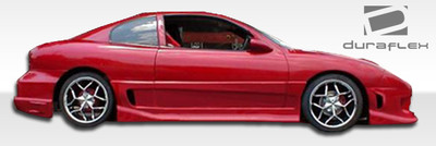 Chevy Cavalier 2DR Blits Duraflex Side Skirts Body Kit 1995-2005
