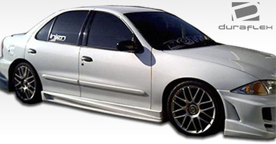 Chevy Cavalier 2DR Bomber Duraflex Side Skirts Body Kit 1995-2005