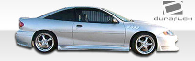 Chevy Cavalier Racer Duraflex Side Skirts Body Kit 1995-2005