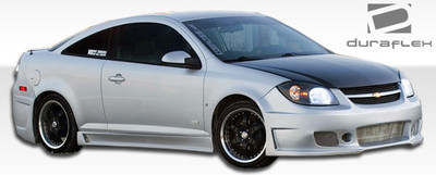 Chevy Cobalt 2DR B-2 Duraflex Side Skirts Body Kit 2005-2010