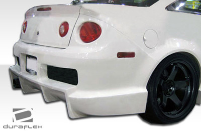 Chevy Cobalt 2DR Bomber Duraflex Rear Body Kit Bumper 2005-2010