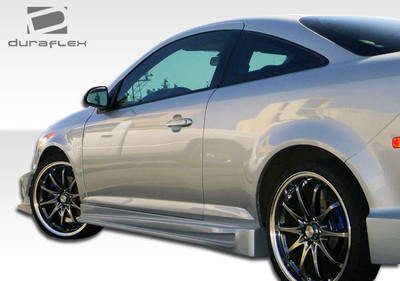 Chevy Cobalt 2DR Bomber Duraflex Side Skirts Body Kit 2005-2010