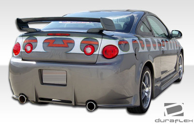 Chevy Cobalt 2DR Drifter 2 Duraflex Rear Body Kit Bumper 2005-2010