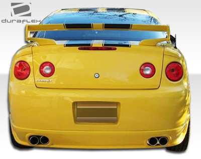 Chevy Cobalt 4DR Racer Duraflex Rear Body Kit Bumper 2005-2010