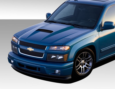 Chevy Colorado CV-X Duraflex Body Kit- Hood 2004-2012