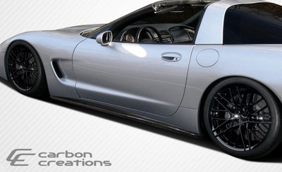 Chevy Corvette AC Edition Carbon Fiber Creations Side Skirts Body Kit 1997-2004