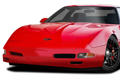 Chevy Corvette C5 Conversion Duraflex Front Body Kit Bumper 1984-1996