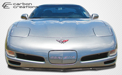 Chevy Corvette C5R Carbon Fiber Creations Front Bumper Lip Body Kit 1997-2004