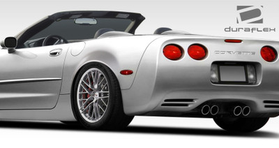 Chevy Corvette Convertible ZR Edition Duraflex Body Kit- Fenders 1997-2004