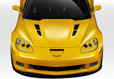 Chevy Corvette GT Concept Duraflex Body Kit- Hood 2005-2013