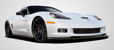Chevy Corvette GT500 Carbon Fiber Creations Full Body Kit 2005-2013