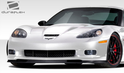 Chevy Corvette GT500 Duraflex Front Bumper Lip Body Kit 2005-2013
