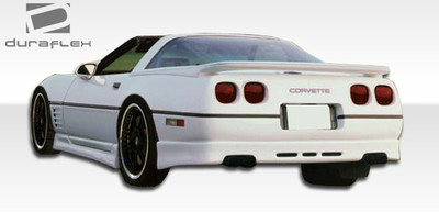 Chevy Corvette GTO Duraflex Rear Body Kit Bumper 1984-1990
