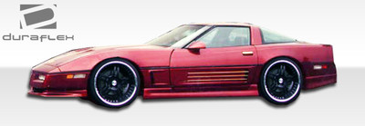 Chevy Corvette GTO Duraflex Side Skirts Body Kit 1984-1996
