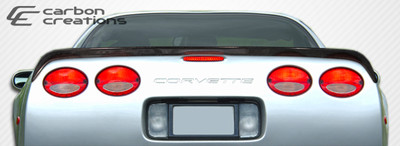 Chevy Corvette S-Design Carbon Fiber Creations Body Kit-Wing/Spoiler 1997-2004