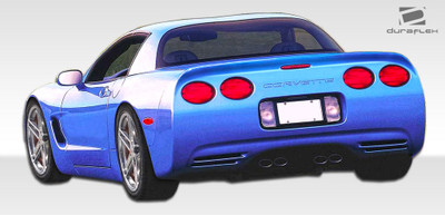 Chevy Corvette SP-R Duraflex Rear Body Kit Bumper 1997-2004