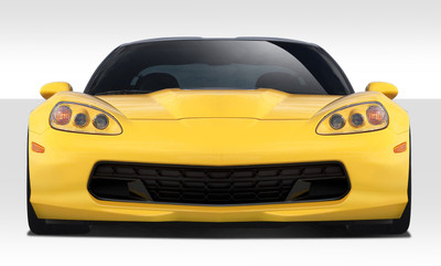 Chevy Corvette Stingray Z Duraflex Front Body Kit Bumper 2005-2013