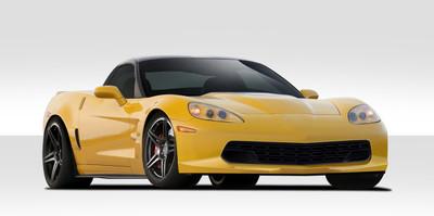 Chevy Corvette Stingray Z Duraflex Full 4 Pcs Body Kit 2005-2013