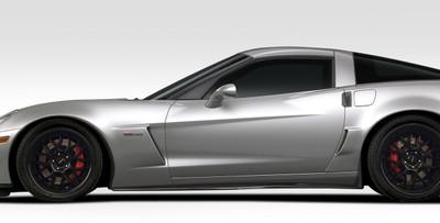Chevy Corvette Stingray Z Duraflex Side Skirts Body Kit 2005-2013