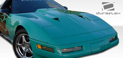 Chevy Corvette Twin Turbo Duraflex Body Kit- Hood 1984-1996