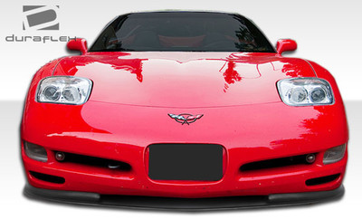 Chevy Corvette Vortex Duraflex Front Bumper Lip Body Kit 1997-2004