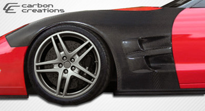 Chevy Corvette ZR Edition Carbon Fiber Creations Body Kit- Fenders 1997-2004