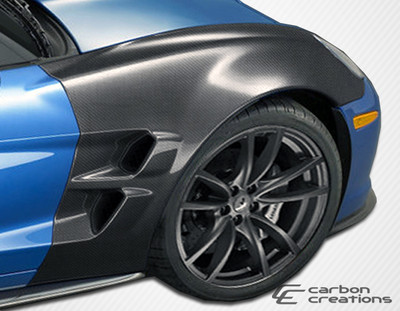 Chevy Corvette ZR Edition Carbon Fiber Creations Body Kit- Fenders 2005-2013