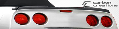 Chevy Corvette ZR Edition Carbon Fiber Creations Body Kit-Wing/Spoiler 1997-2004