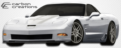 Chevy Corvette ZR Edition Carbon Fiber Creations Full 6 Pcs Body Kit 1997-2004