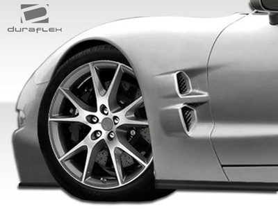 Chevy Corvette ZR Edition Duraflex Body Kit- Fenders 1997-2004