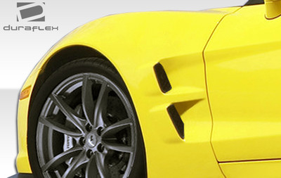 Chevy Corvette ZR Edition Duraflex Body Kit- Fenders 2005-2013