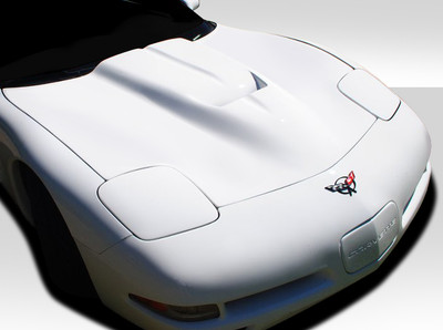 Chevy Corvette ZR Edition Duraflex Body Kit- Hood 1997-2004