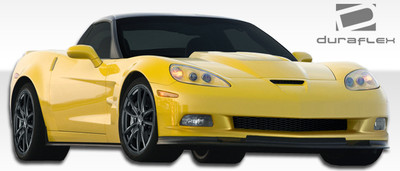 Chevy Corvette ZR Edition Duraflex Full 9 Pcs Wide Body Kit 2005-2013