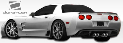 Chevy Corvette ZR Edition Duraflex Rear Body Kit Bumper 1997-2004