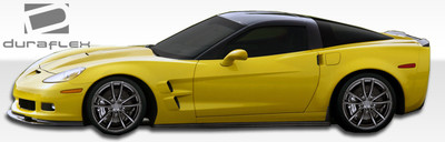 Chevy Corvette ZR Edition Duraflex Side Skirts Body Kit 2005-2013